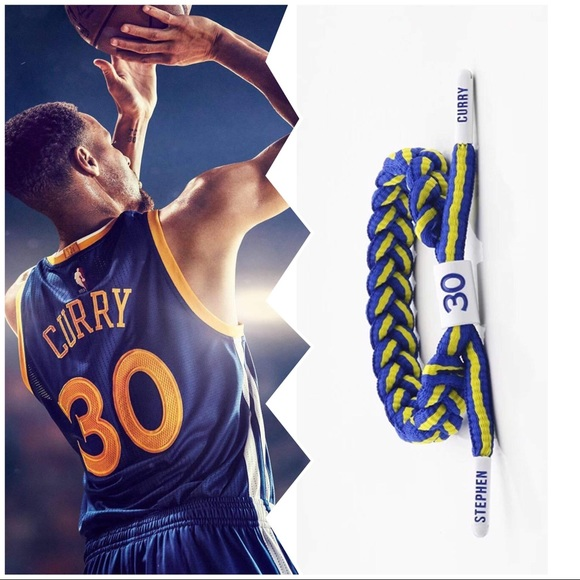 Rstaclat Accessories Rstaclat Nba Stephen Curry Wristband Bracelet Poshmark